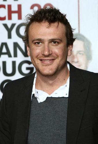 Jason Segel پیپر وال containing a business suit and a suit titled Jason