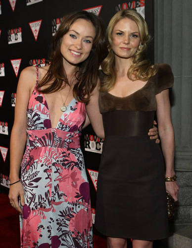Jennifer and Olivia