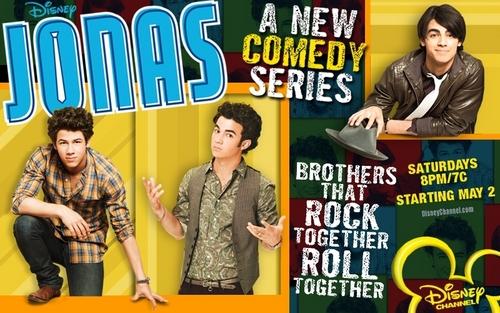 Jonas Disney Promo