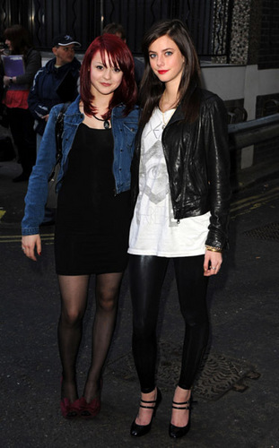 "Kat and Kaya - ""I Love You, Man"" London VIP Screening"