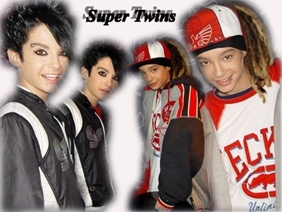 Tom & Bill Kaulitz fond d'écran entitled KaulitzTwins♥