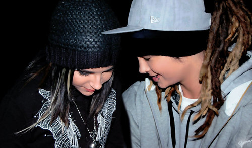 Tom & Bill Kaulitz 壁纸 called KaulitzTwins♥