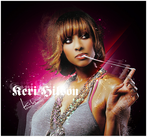 Keri Hilson wallpaper possibly with a portrait called Kerrrrri!