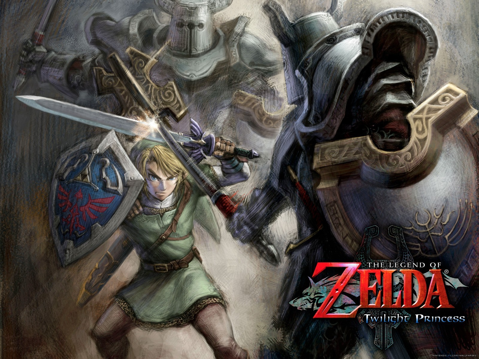 Zelda+wallpaper+triforce