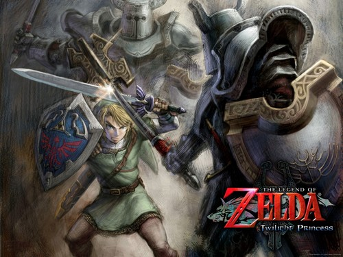 The Legend of Zelda wallpaper containing anime titled Legend of Zelda Wallpaper