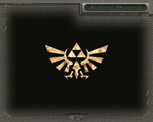The Legend Of Zelda Wallpaper Possibly Containing A Sign Titled