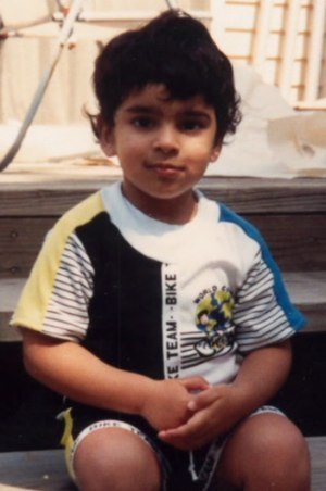 Little Anoop Desai