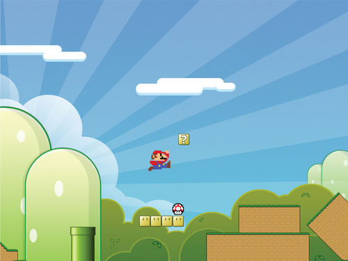 Mario Bros wallpaper