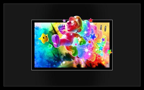 Mario নকশা Series