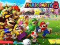 super-mario-bros - Mario Party Wallpaper wallpaper