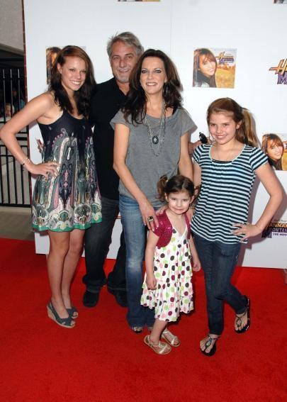 Photo of Martina McBride & her Daughter   Emma Justine McBride