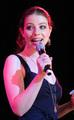 "Michelle Trachtenberg Goes Dancing, Talks ""Gossip Girl"""