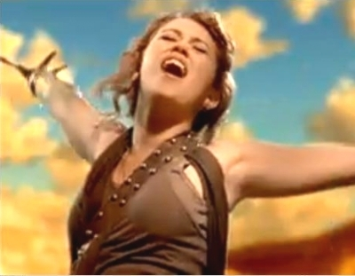 Miley Cyrus- The Climb