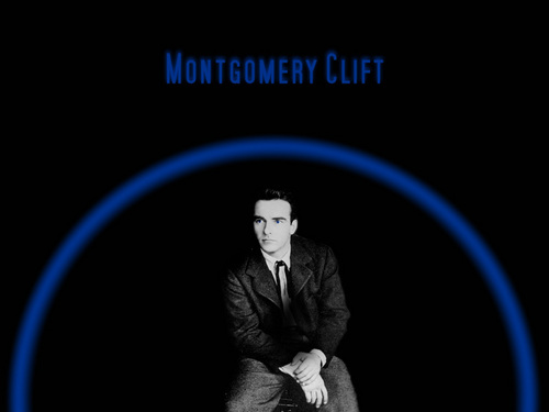 Montgomery Clift - classic-movies Wallpaper