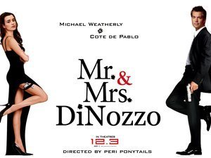 Mr and Mrs DiNozzo