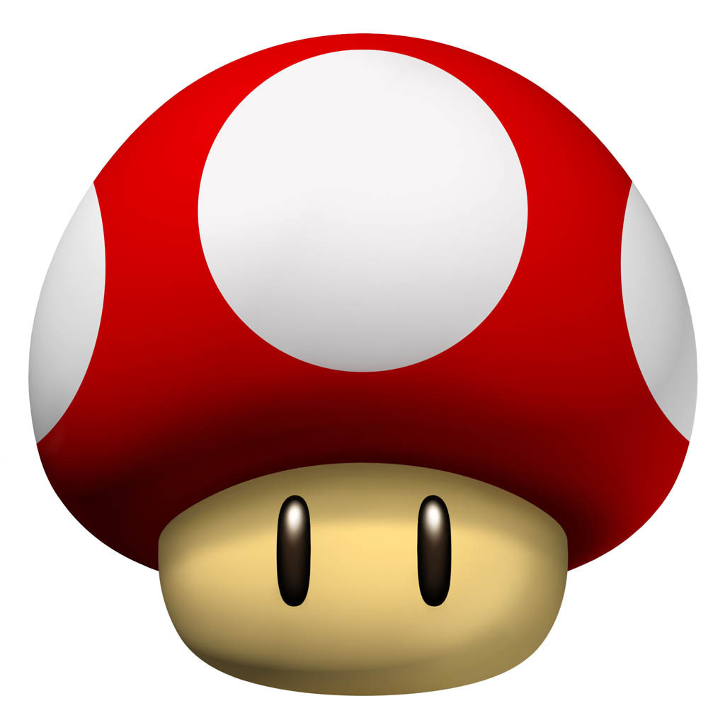 Incredible Super Mario Bros Mushroom 1024 x 1024 · 86 kB · jpeg