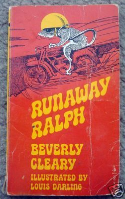Old Edition of Runaway Ralph