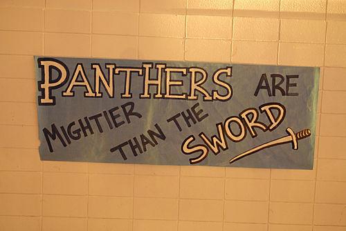 panter, panther Pride