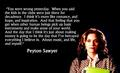 Peyton - one-tree-hill-quotes fan art