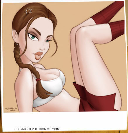 Pin-Up Toons