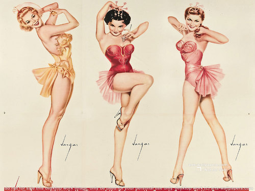 Pin Up Girls wallpaper called Pin-Up Wallpaper