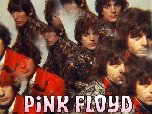 merah jambu Floyd