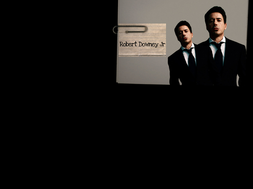RDJ - robert-downey-jr Wallpaper