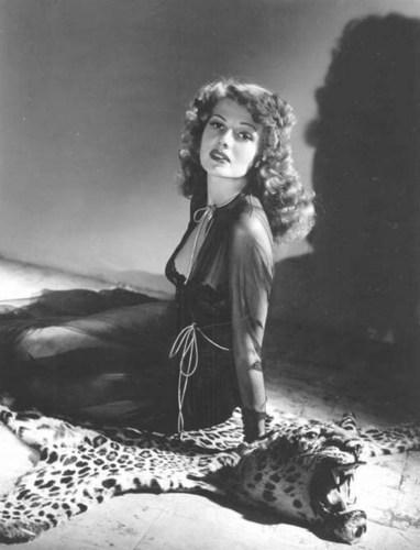 Rita Hayworth - pin-up-girls Photo