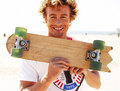 SImon Baker tabing-dagat Photoshoot :)