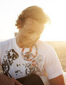 SImon Baker Beach Photoshoot :)