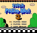 SMB3 - Title Screen - super-mario-bros screencap
