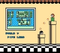 SMB3 - World 7 - super-mario-bros screencap