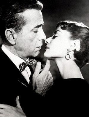 Sabrina (1954) wallpaper titled Sabrina and Linus