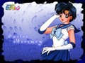 Sailor Mercury wolpeyper 2