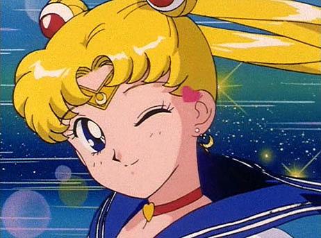 Sailor Moon kertas dinding 3