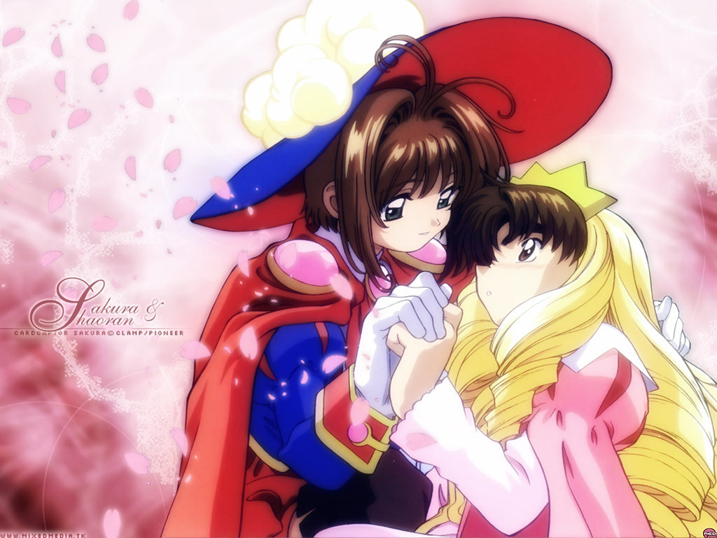 sakura and syaoran - photo #31