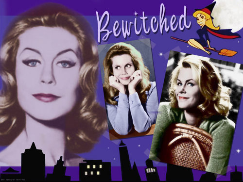 Bewitched wallpaper with anime called Samantha