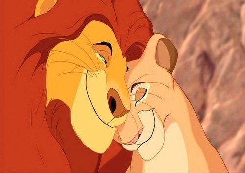 Sarabi & Mufasa