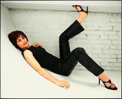 Sarah Clarke photoshoot