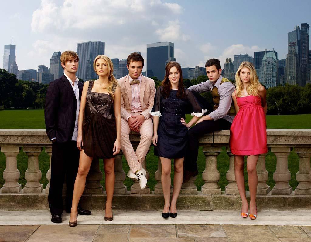 Serena & GG Cast