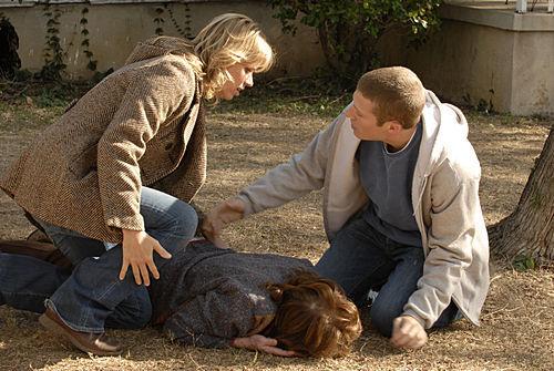 Shelby, Lorraine & Matt