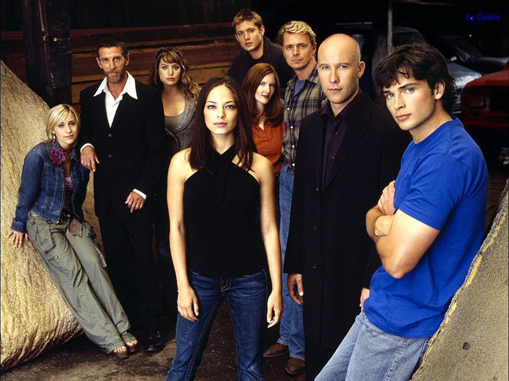 Smallville actors dating