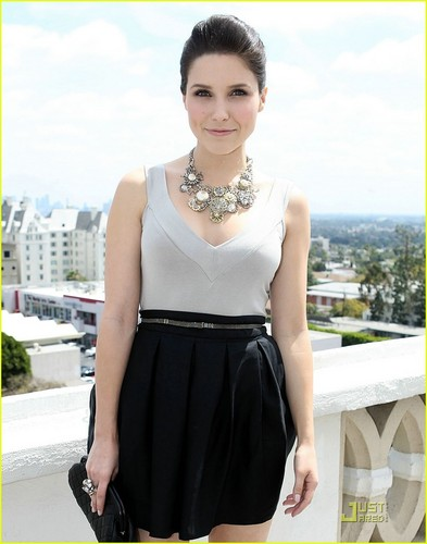 Sophia Bush is Rachel Pally Pretty