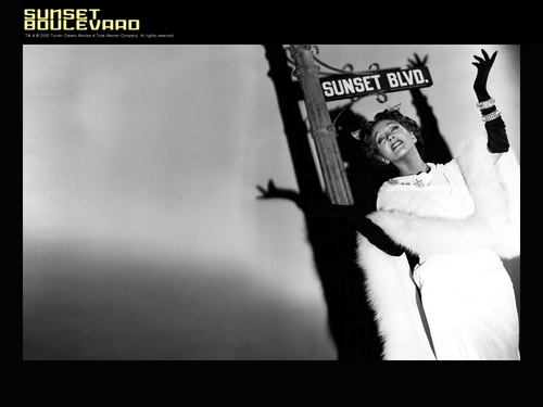 Sunset Boulevard - classic-movies Wallpaper