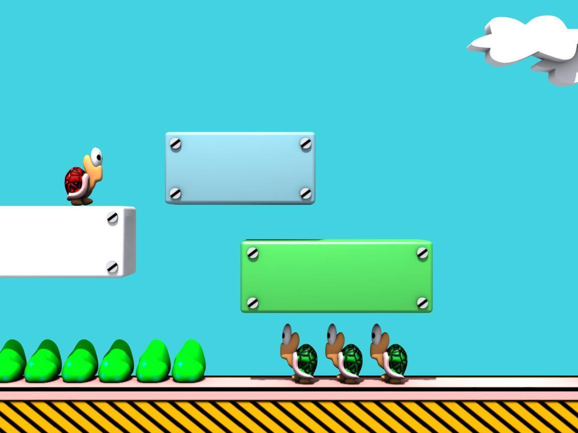 Super Mario 3 in 3D
