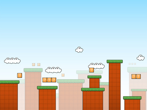 super mario bros wallpaper entitled Super Mario wallpaper