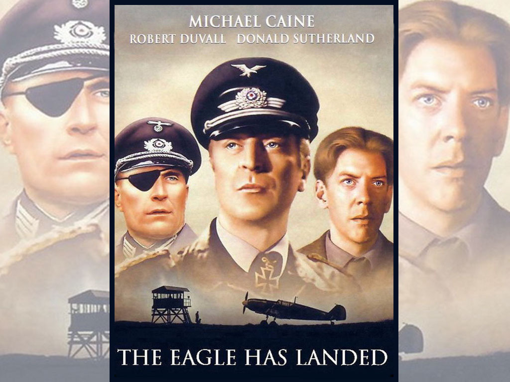how to watch the eagle has landed