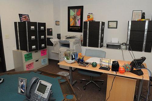 The Michael Scott Paper Company Office