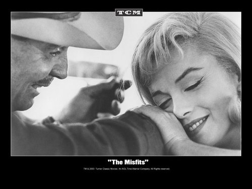 The Misfits - classic-movies Wallpaper