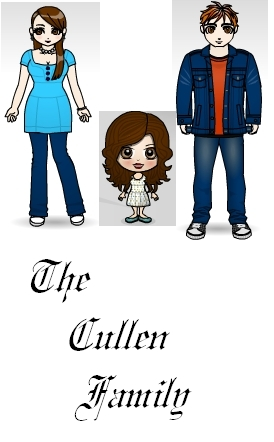 The (REAL) Cullen Family